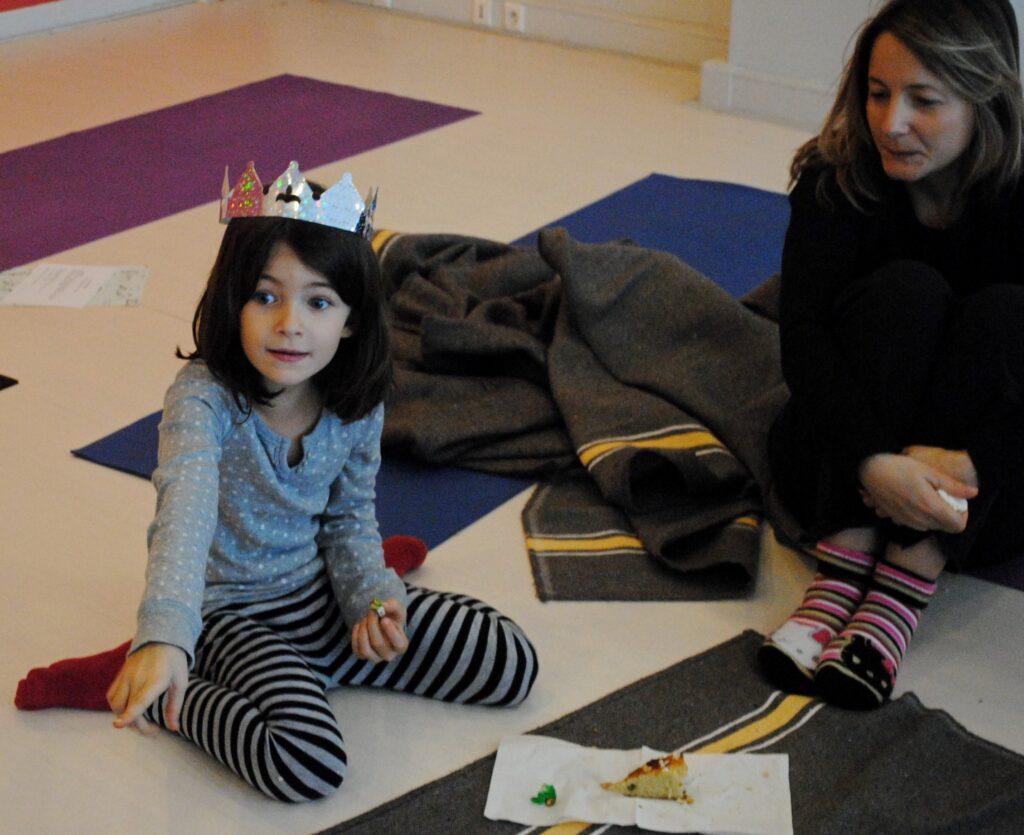 Yoga Laluciole Yoyo l'avis de parents