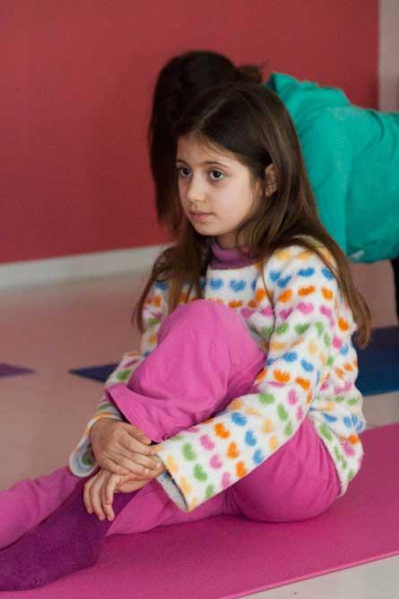 Yoga Avis des enfants