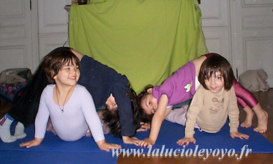 Yoga pour enfants expliqué aux parents