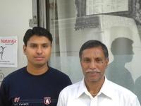 Sheshdri et Harish